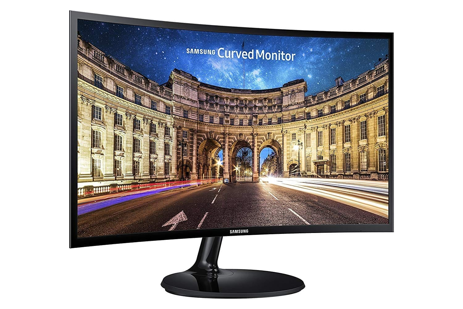 Samsung IT LC24F390FHNXZA 24-inch Curved Gaming Monitor