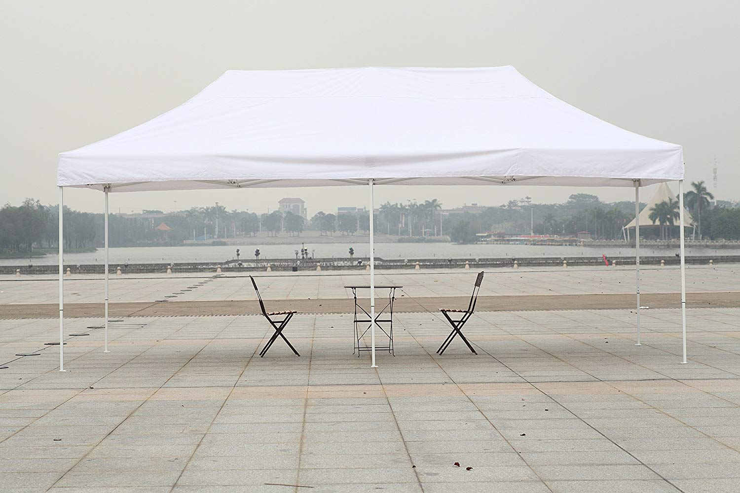 American Phoenix portable events canopy tent