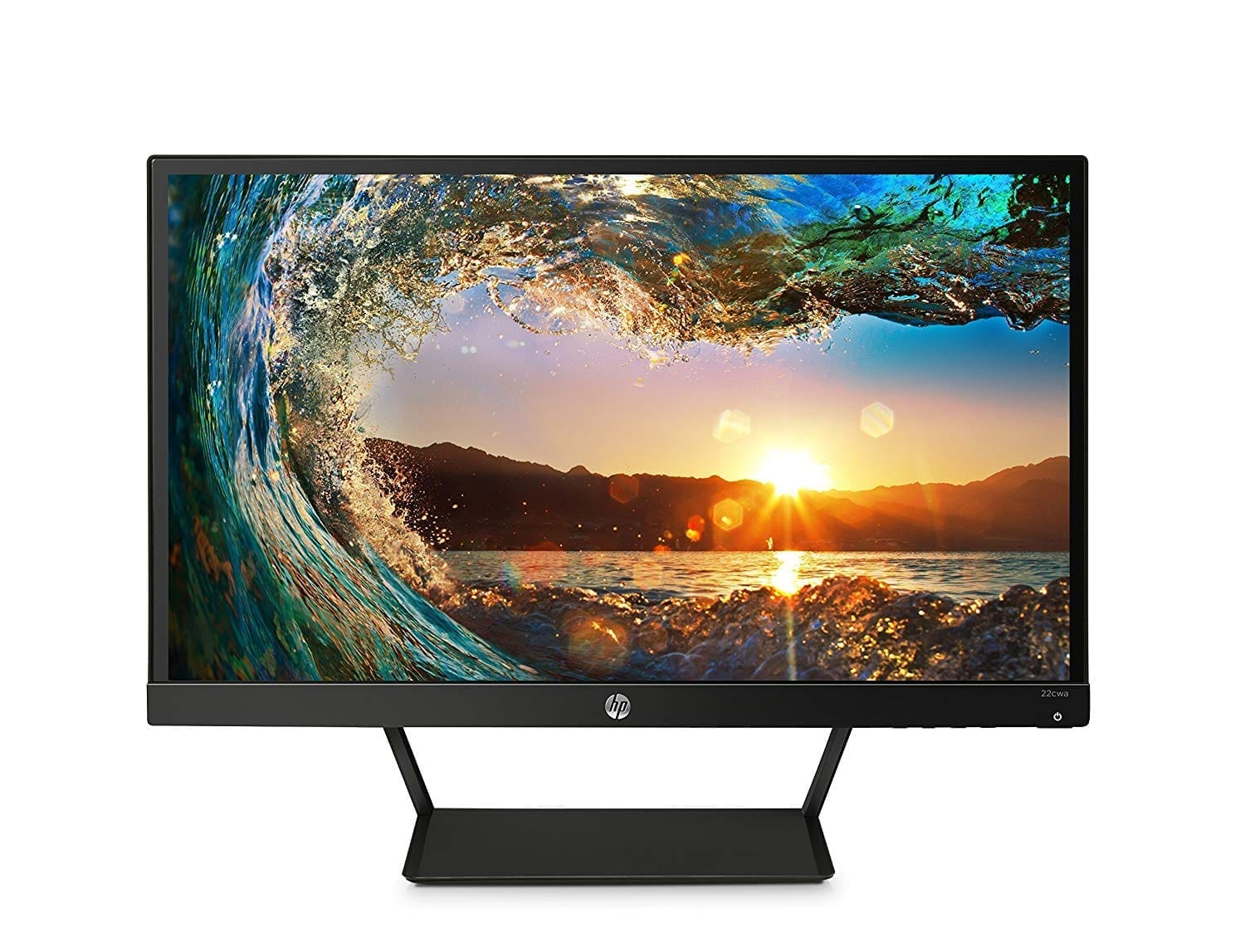HP Pavilion 21.5 inch IPS LED HDMI VGA monitor