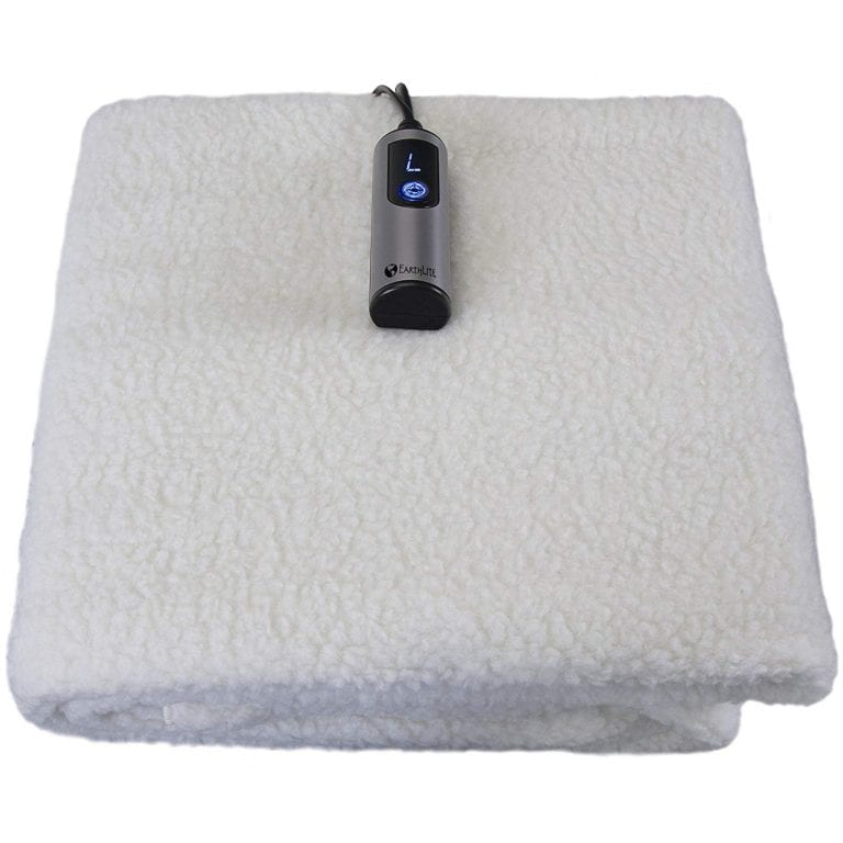 EARTHLITE Massage Table Warmer & Fleece Pad