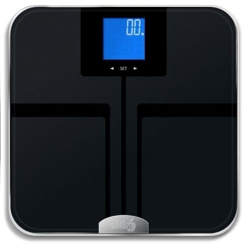 EatSmart Products Getfit Digital Body Fat Scale