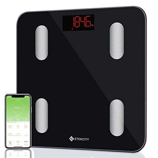 Etekcity Digital Wireless Weight Bathroom Scale