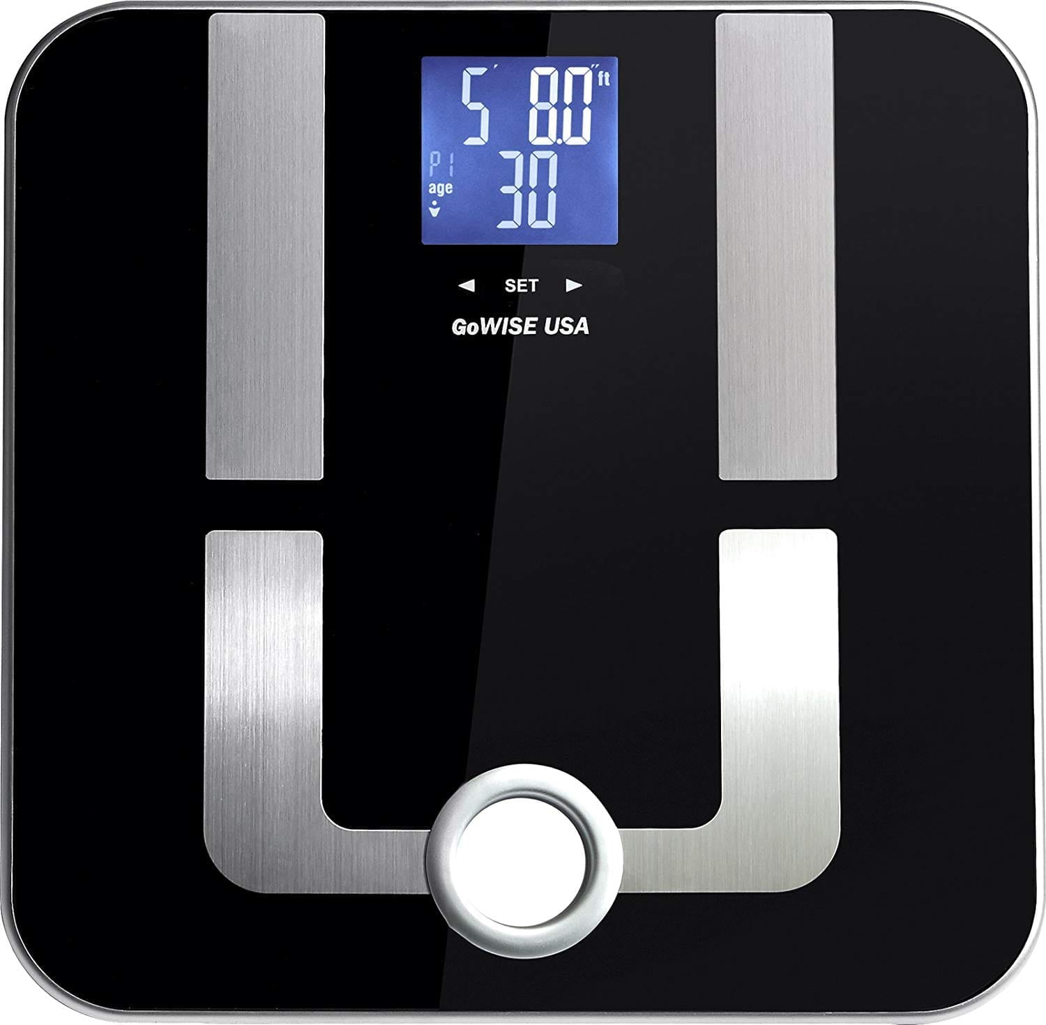 GoWISE USA Digital Body Fat Scale