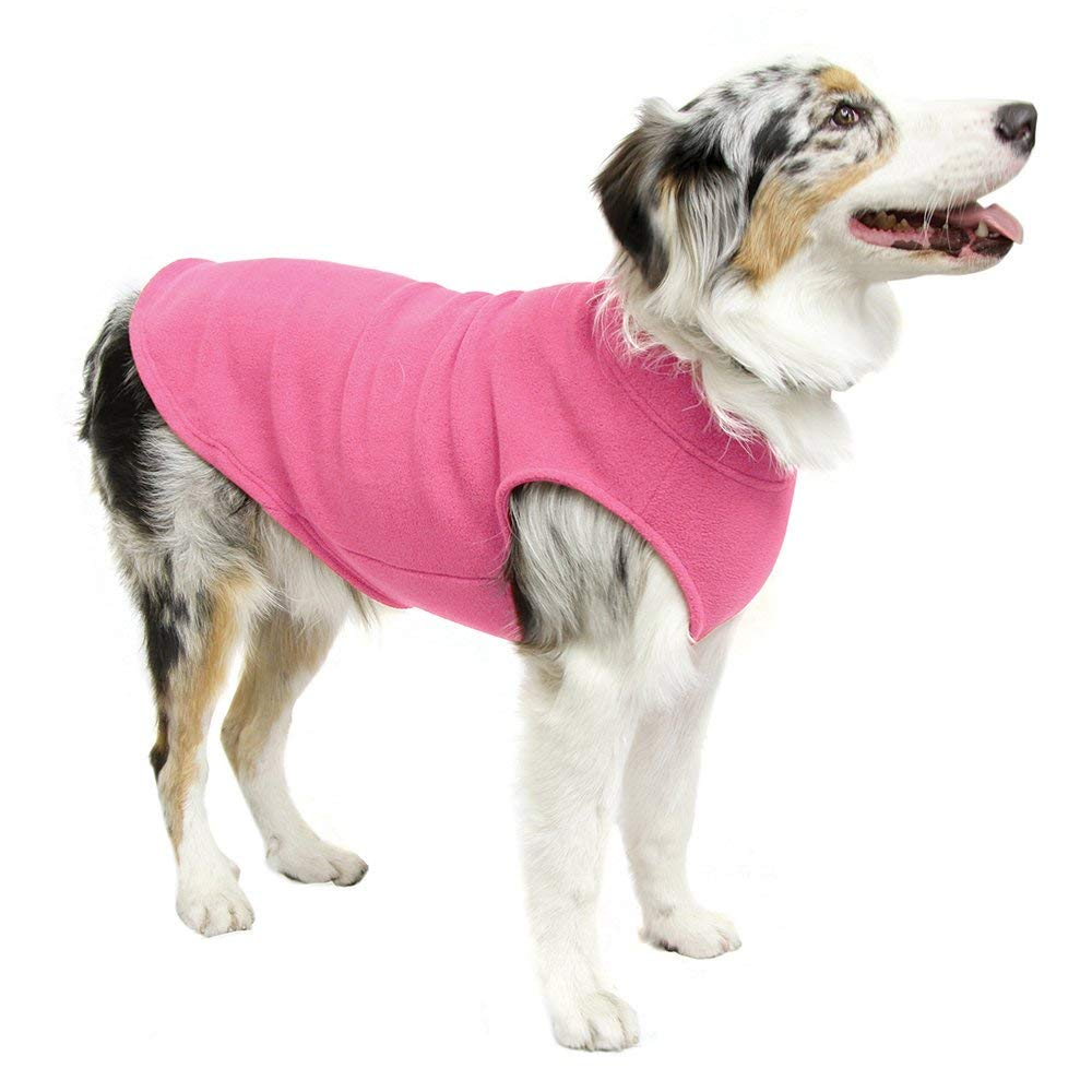 Gooby - Stretch Fleece Dog Jacket
