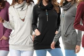 Long Sleeve T-Shirts For Women
