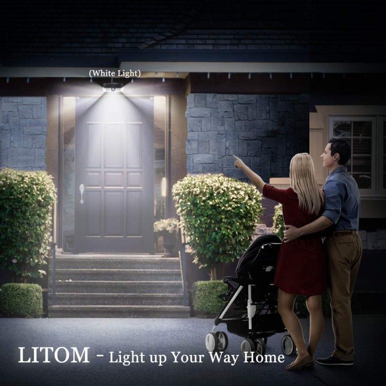Outdoor-Motion-Sensor-Light