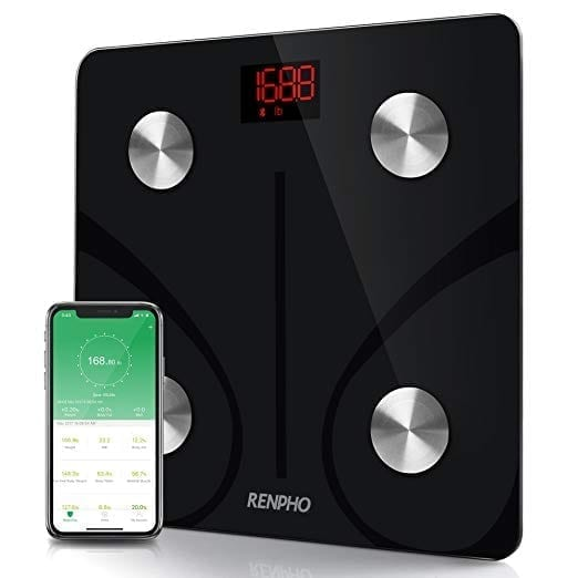 RENPHO Bluetooth Smart Body Fat Scale