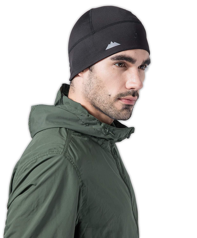 Tough Headwear Skull Cap/Helmet Liner/Running Beanie