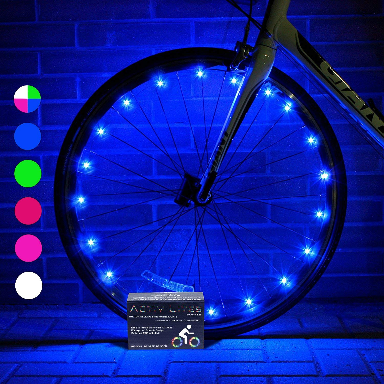 Activ Life LED Bike Wheel Lights