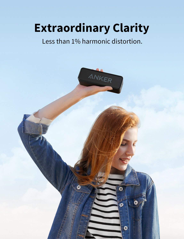 Anker Soundcore 24 hour playtime Bluetooth speaker
