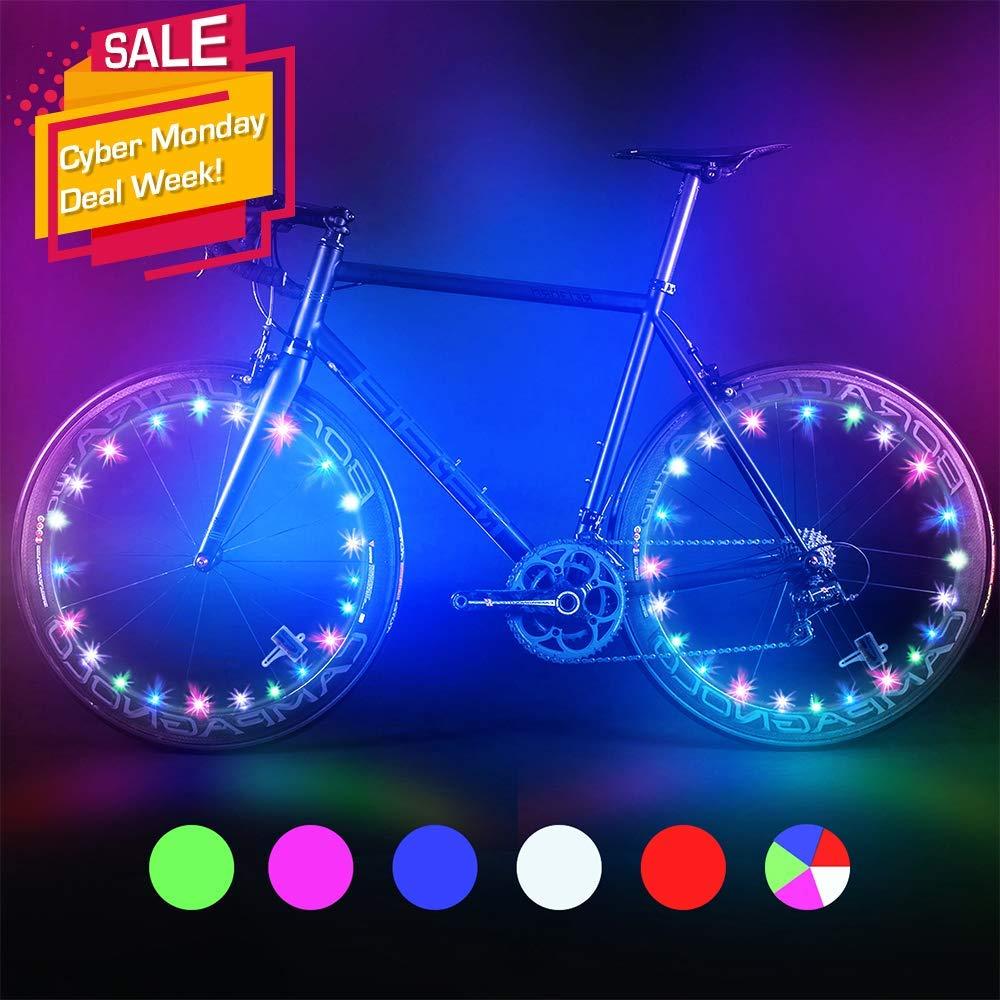 Bodyguard Bike Wheel Lights