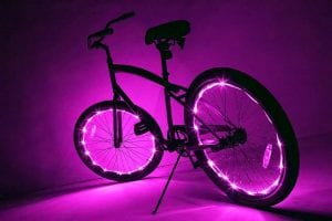 Brightz LED Bicycle Wheel Accessory Light