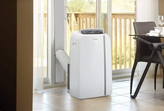 Dual Hose Portable Air Conditioner