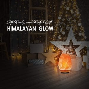 Himalayan Glow 1002 Pink Crystal Salt LampHimalayan Glow 1002 Pink Crystal Salt Lamp