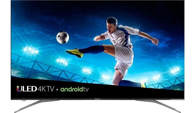 Hisense 65″ Class H9E Plus 4K UHD Android TV