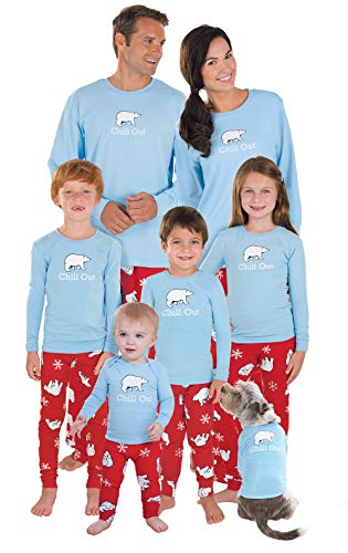 PajamaGram Family Pajamas Chill Out