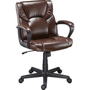 Staples Montessa II Luxura Managers Chair