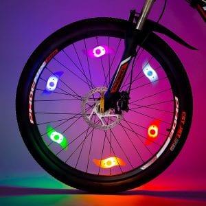Willceal Bike Spoke Light 6PCS