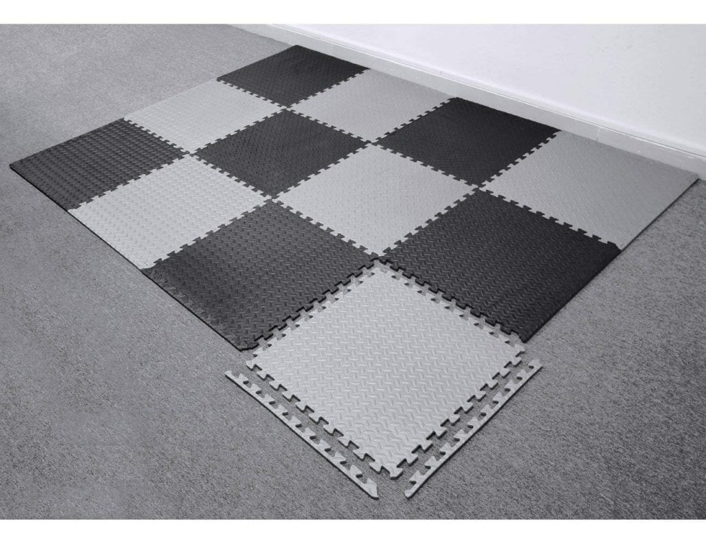 innhom Gym Flooring Mat Interlocking Foam Mats
