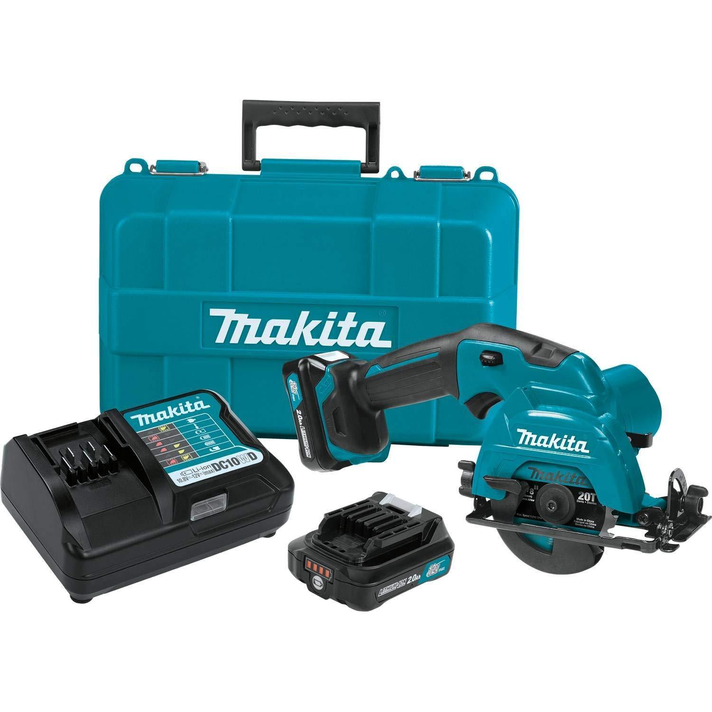 Makita SH02R1 12V Lithium-Ion Circular Saw Kit