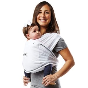 Baby K'tan - Active Baby Carrier, Breathable Quick Dry Mesh Sling Wrap