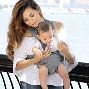 Baby Wrap Ergo Carrier Sling - by CuddleBug
