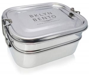 Bklyn Bento - Stainless Steel Bento Box Lunch Box