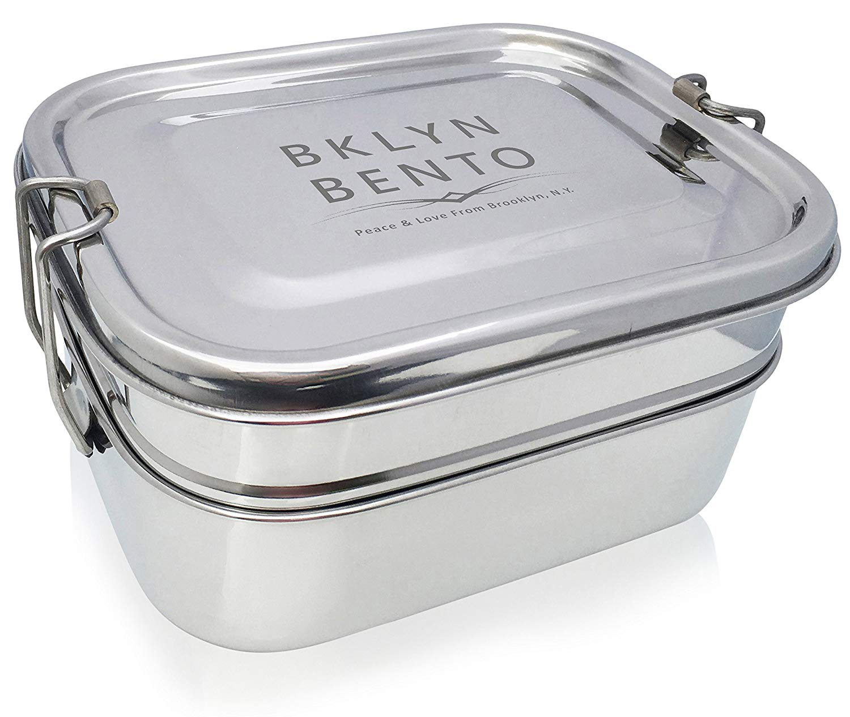 Bklyn Bento - Stainless Steel Bento Box Lunch Box