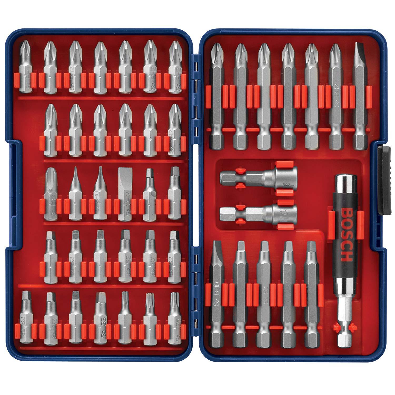 Bosch T4047 Multi-Size Screwdriver Bit Set