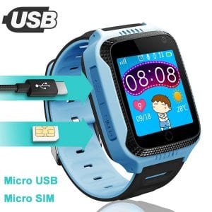 GreaSmart Kids Smart Watch Phone