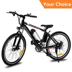 Hurbo 250W/350W Folding Electric Bike