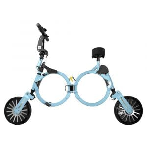 Jupiter Bike 2.0 - Smart Folding Electric Li-Ion Bicycle