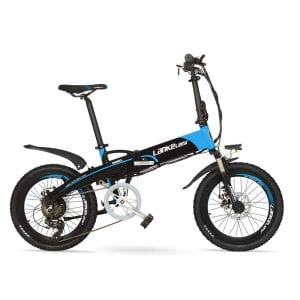 LANG TU 20'' Folding Electric Bike