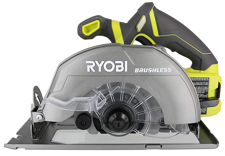 Ryobi P508 One+ 18V Lithium-Ion Circular Saw
