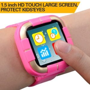 Symfury Kids Game Smart Watch Boys Girls,