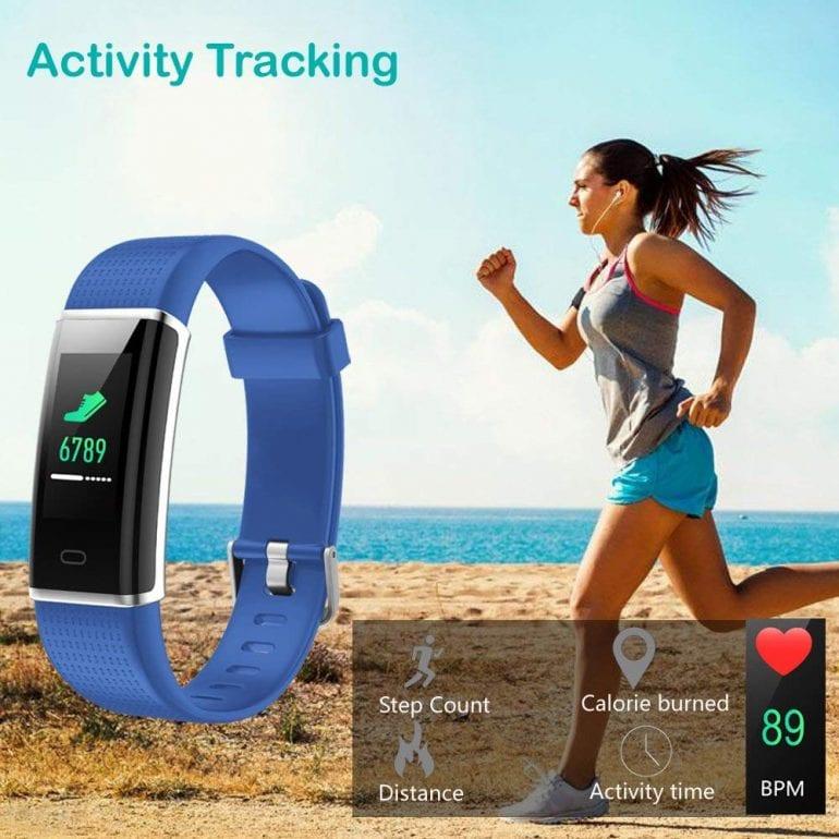 Waterproof Fitness Tracker