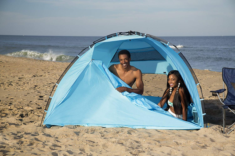 arcshell Premium Extra Large Popup Beach Tent