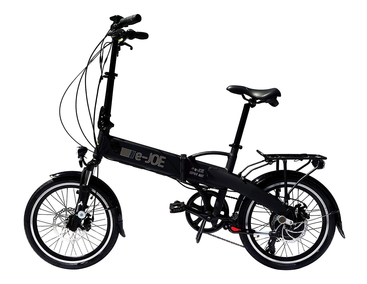 Sport Edition Electric Folding Bike