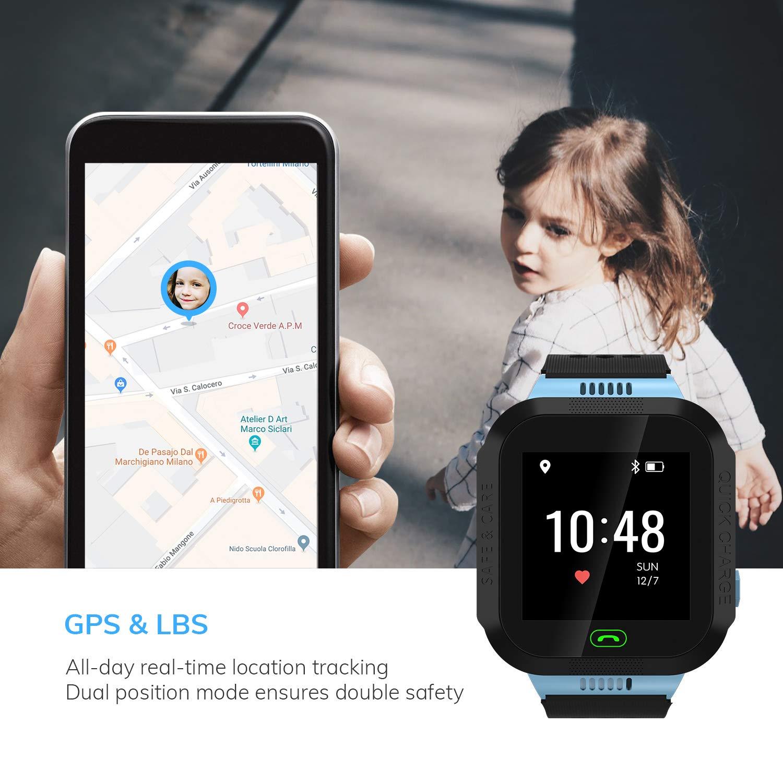 234eed282 Top 10 Best Kids Smartwatches in 2019 - Trendy Reviewed
