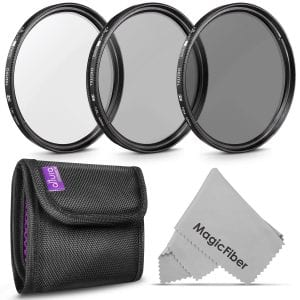 52MM Altura Photo Filter Kit