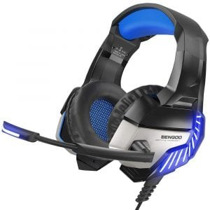 BENGOO K8 Stereo Gaming Headset