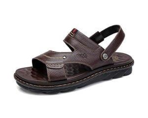Camel Men's Summer LeatherSandals
