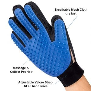 DELOMO Pet Hair Remover Glove