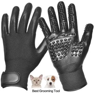 Erligpowht Pet Grooming Glove