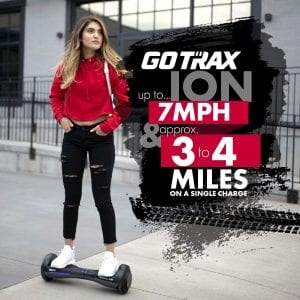 GOTRAX Hoverfly LED Hoverboard