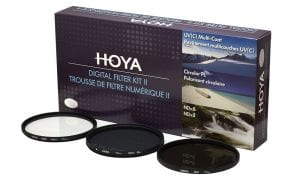 Hoya 58mm Filter Kit