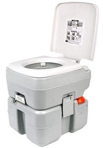 Leader Accessories Portable Toilet