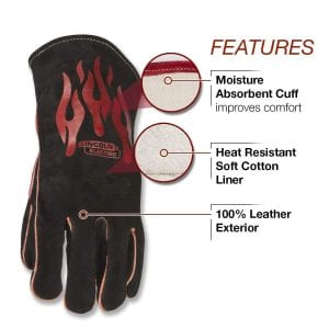 Lincoln Electric Gloves