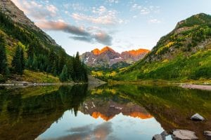 Maroon Bells, USA