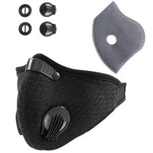 Meeeno Activated Carbon Dustproof Mask